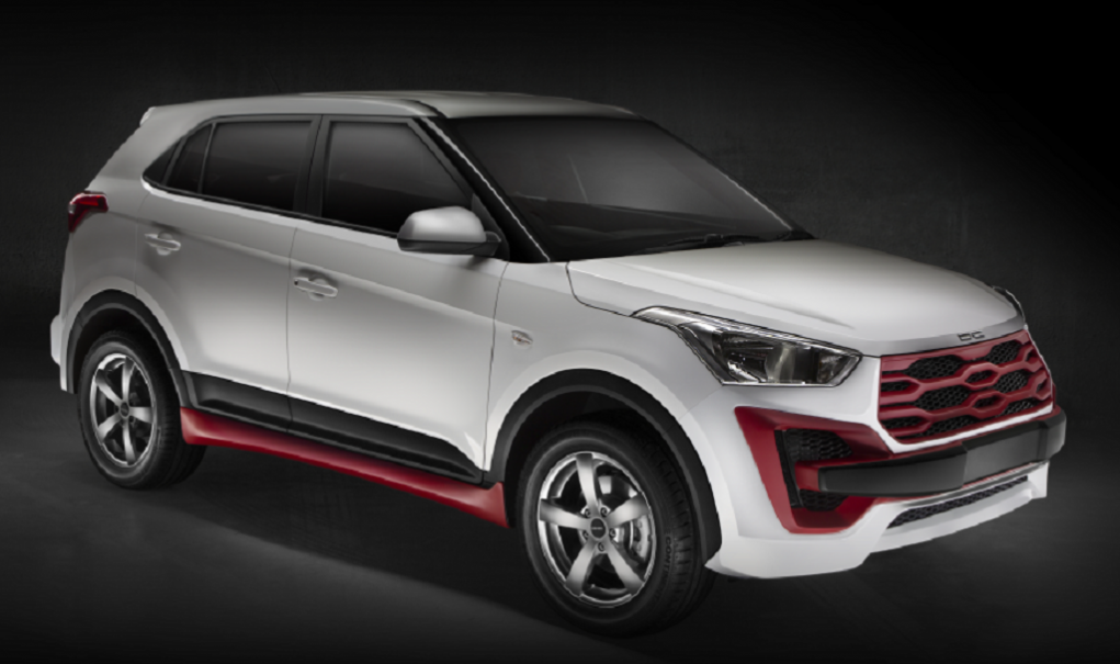 DC Design Customisation Kits Hyundai Creta