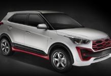 DC Design Customisation Kits Hyundai Creta