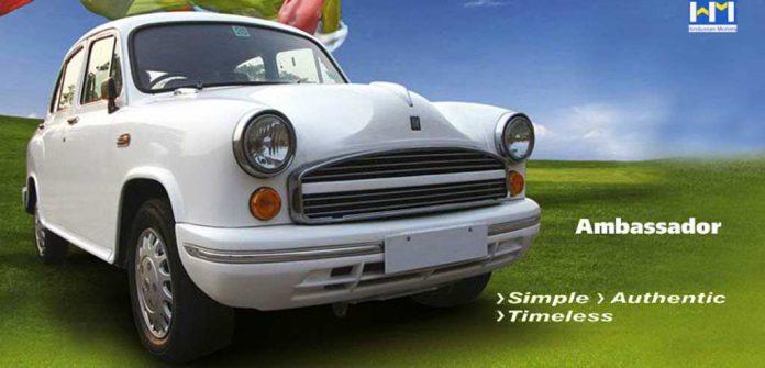 HM Ambassador Sold to Peugeot