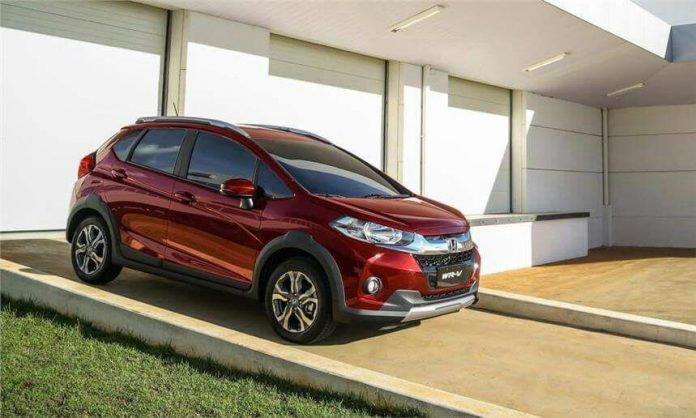 Honda WR-v India Launch1