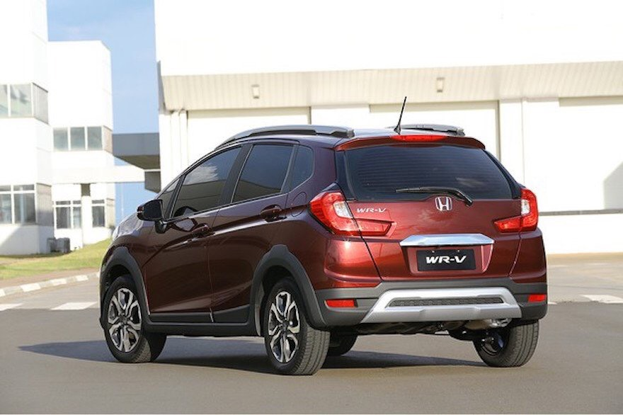 Honda WR-v India Launch5