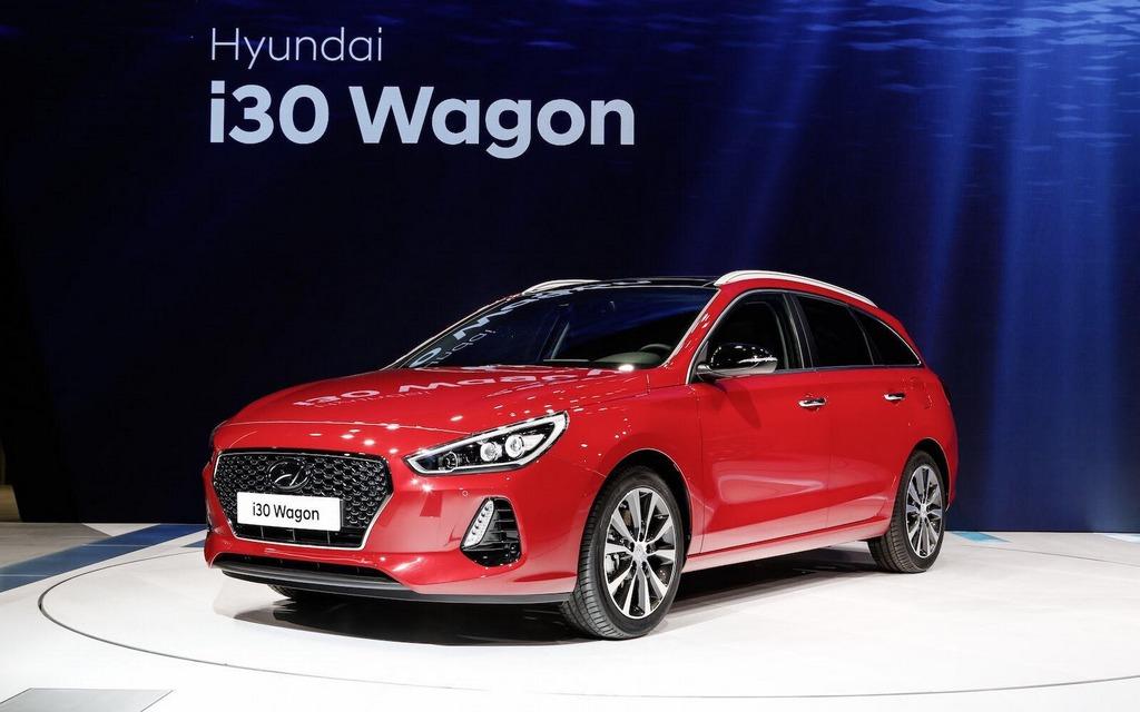 Hyundai unveils i30 Wagon