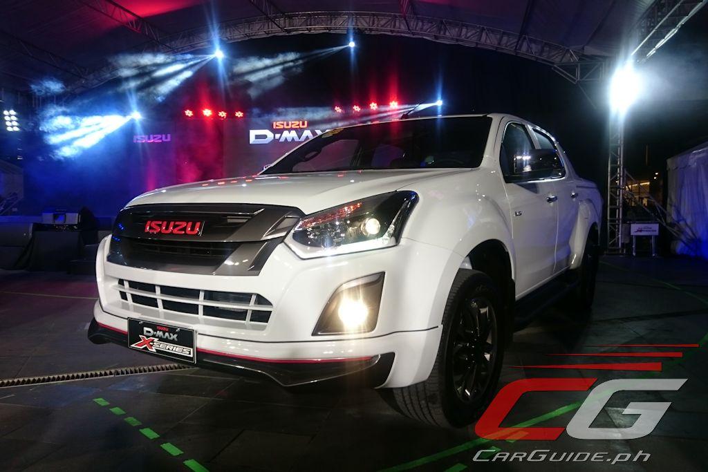 Toyota Diesel Truck >> Isuzu D Max X Series Unveiled, Reflects Sporty Adventurous Nature