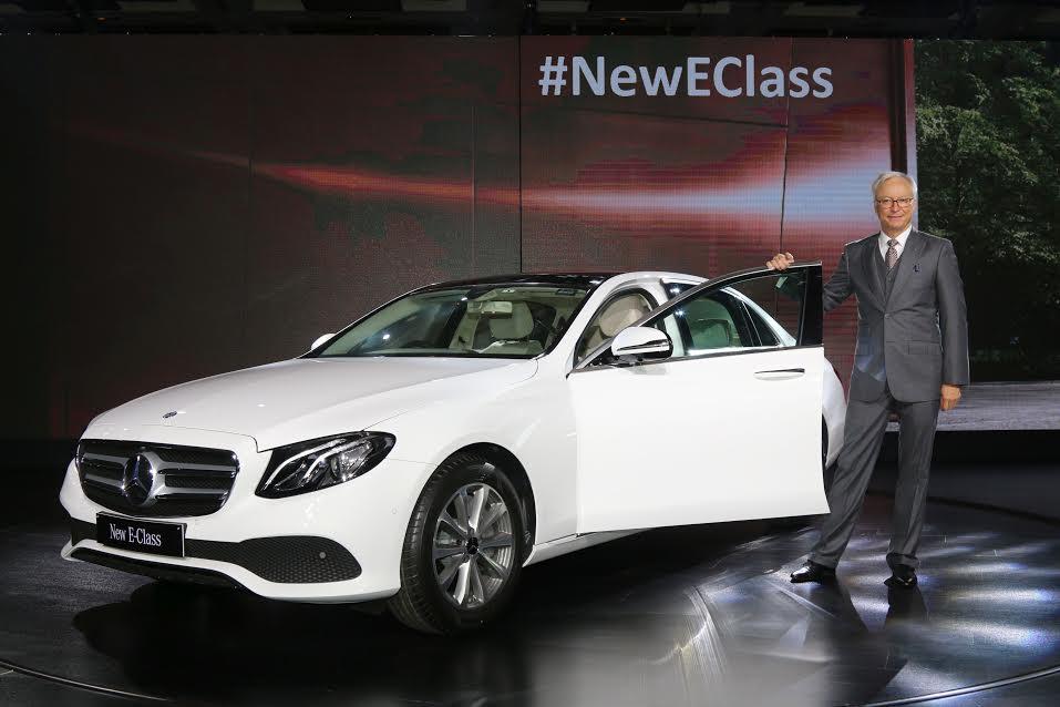 Mercedes-Benz E-Class Long Wheelbase 1