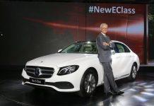 Mercedes-Benz E-Class Long Wheelbase