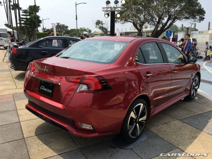 Mitsubishi Grand Lancer India Launch Price Specs 1
