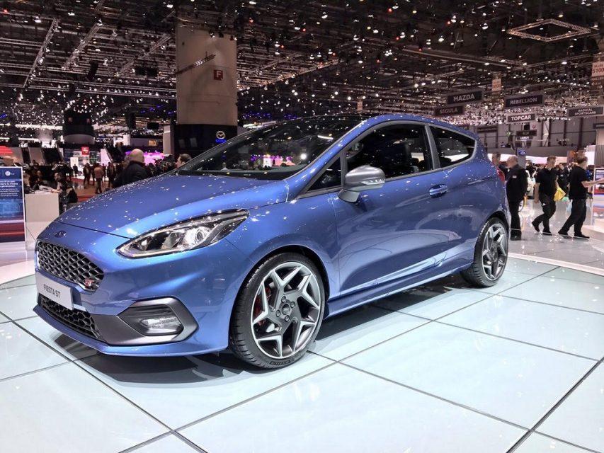 New Ford Fiesta ST 1