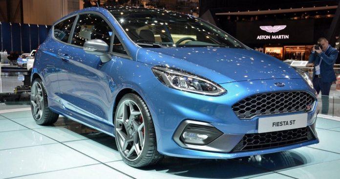 New Ford Fiesta ST 4