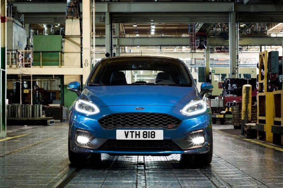 New Ford Fiesta ST 7