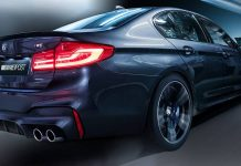New Generation 2018 BMW M5