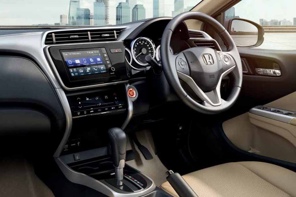 Explore All New Honda City Facelift In Hd Image Gallery