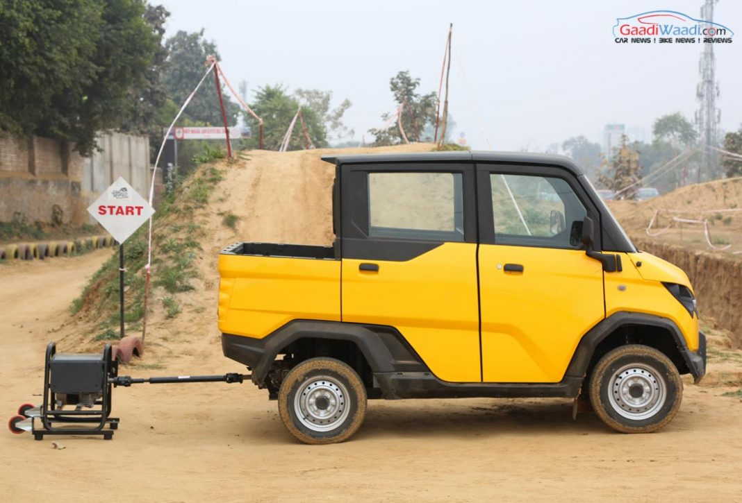 Eicher Polaris Multix Is A Practical Multi-Purpose Vehicle