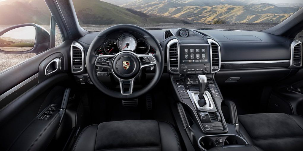 Porsche Cayenne S Platinum Edition India launched 1