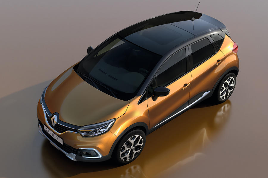 Renault Captur Facelift India 2