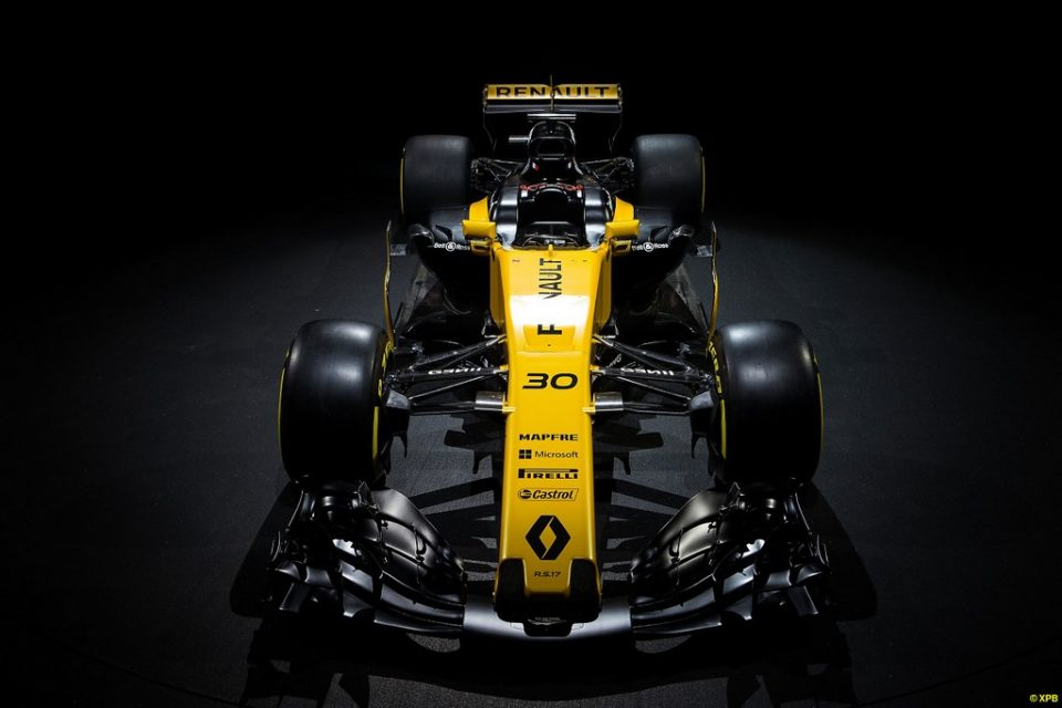 Renault RS17 Formula 1 Car Revealed 2017 F1 season 3