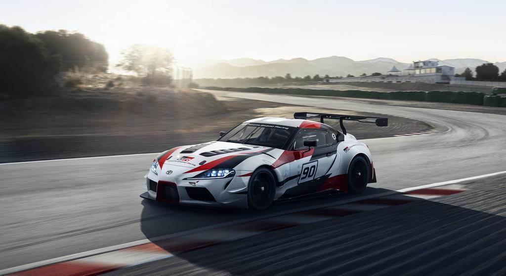 Toyota Gazoo Racing Supra Racing Concept