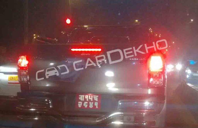 Toyota Hilux India