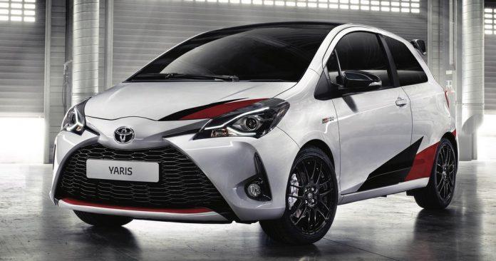 Toyota Yaris GRMN Geneva 1