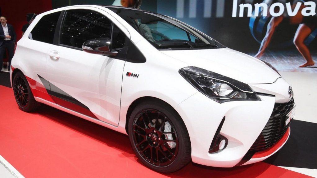 Toyota Yaris GRMN Geneva 4