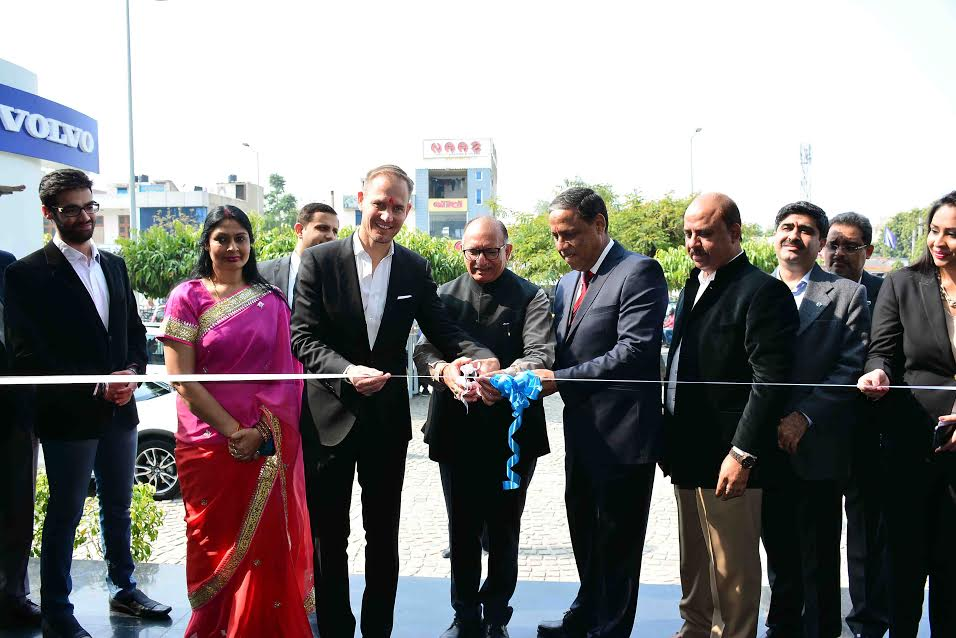 Volvo Inaugurates New Dealership in Rajasthan 2