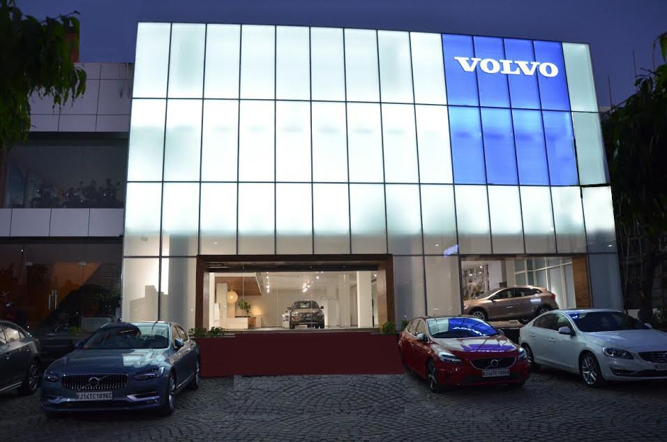 Volvo Inaugurates New Dealership in Rajasthan 3