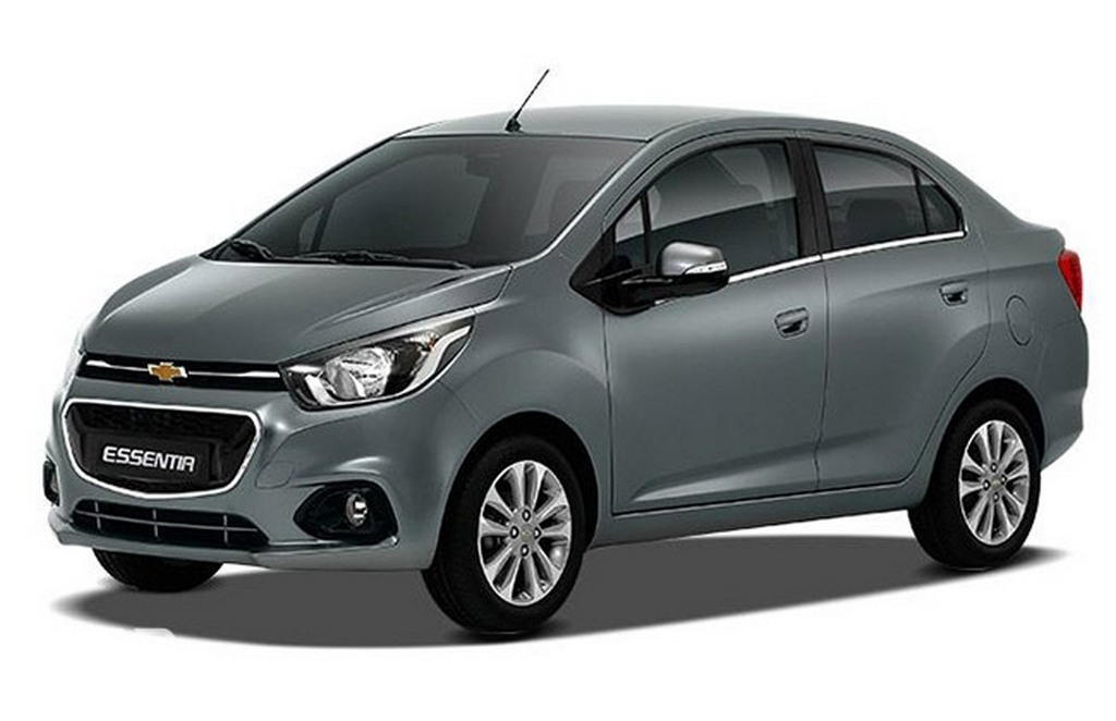 Chevrolet Beat Essentia Compact Sedan India Launch Price Specs Review