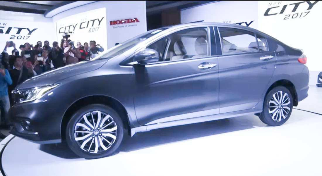 New 2017 Honda City Facelift Price Specs Features