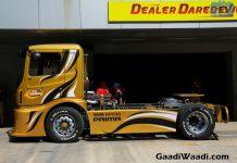 1,100 HP Tata Prima Race Truck, 0-160 KMPH Claimed in Under 10 Seconds Cummins 4