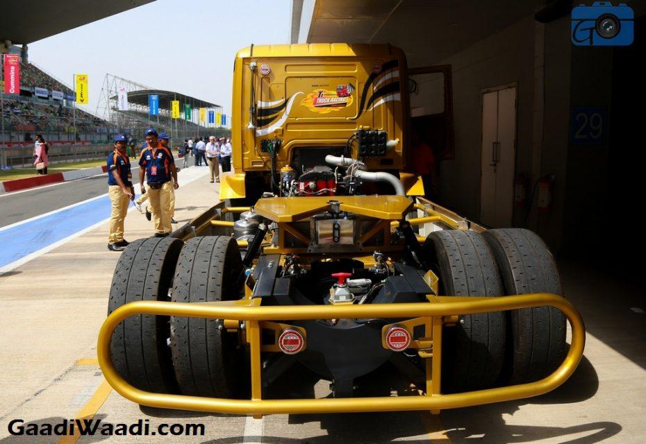 1,100 HP Tata T1 Prima Race Truck, 0-160 KMPH Claimed in Under 10 Seconds Cummins 6