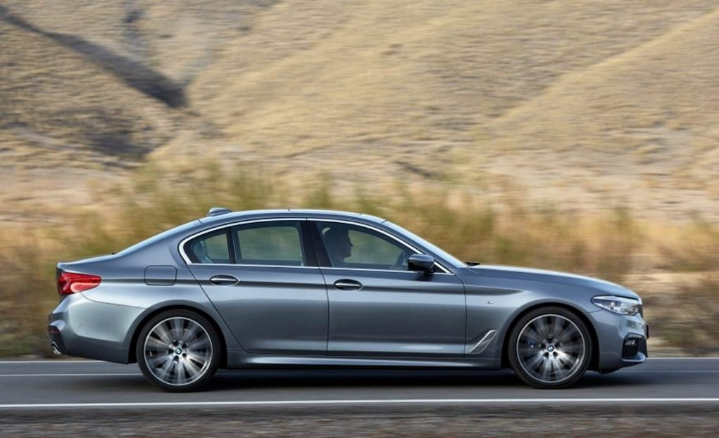 2017 BMW 5-Series India 2