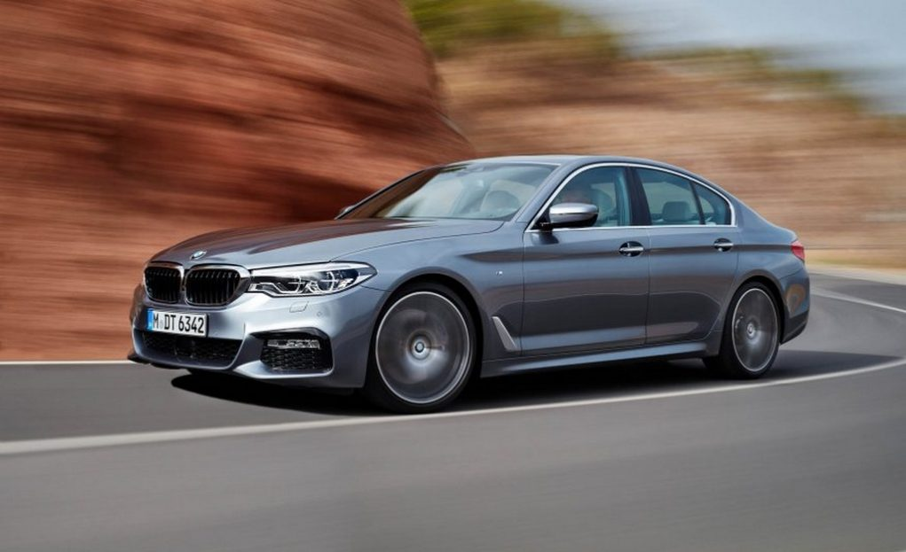 2017 BMW 5-Series India 5