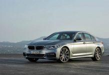 2017 BMW 5-Series India 6