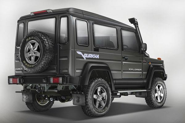 2017 Force Gurkha 1