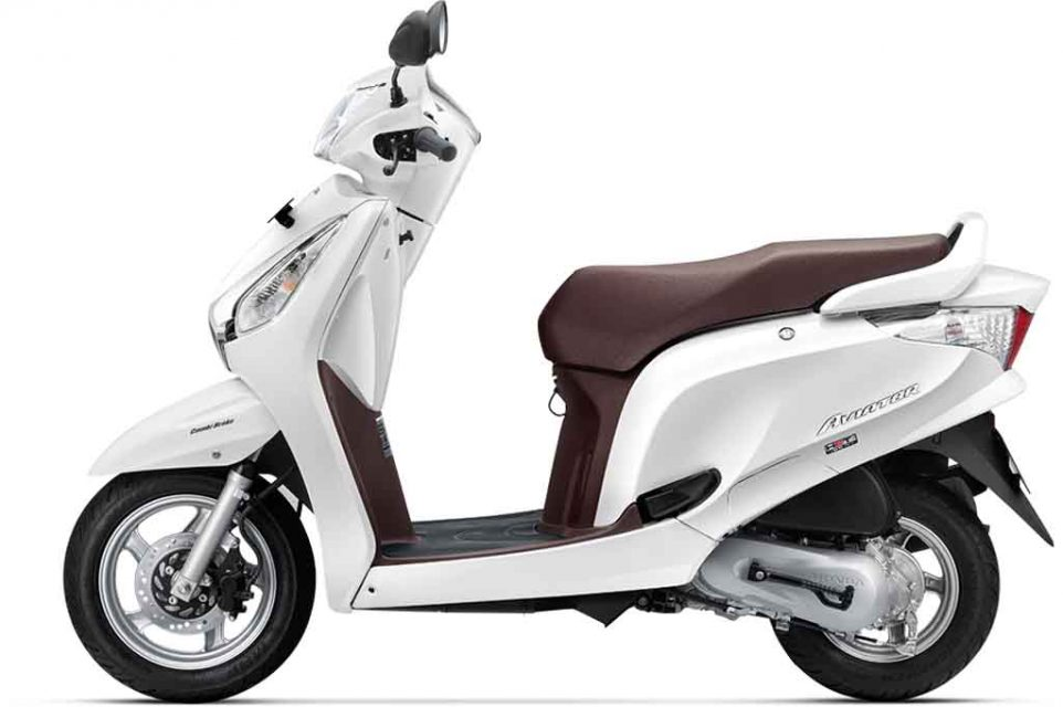 2017 New Honda Aviator