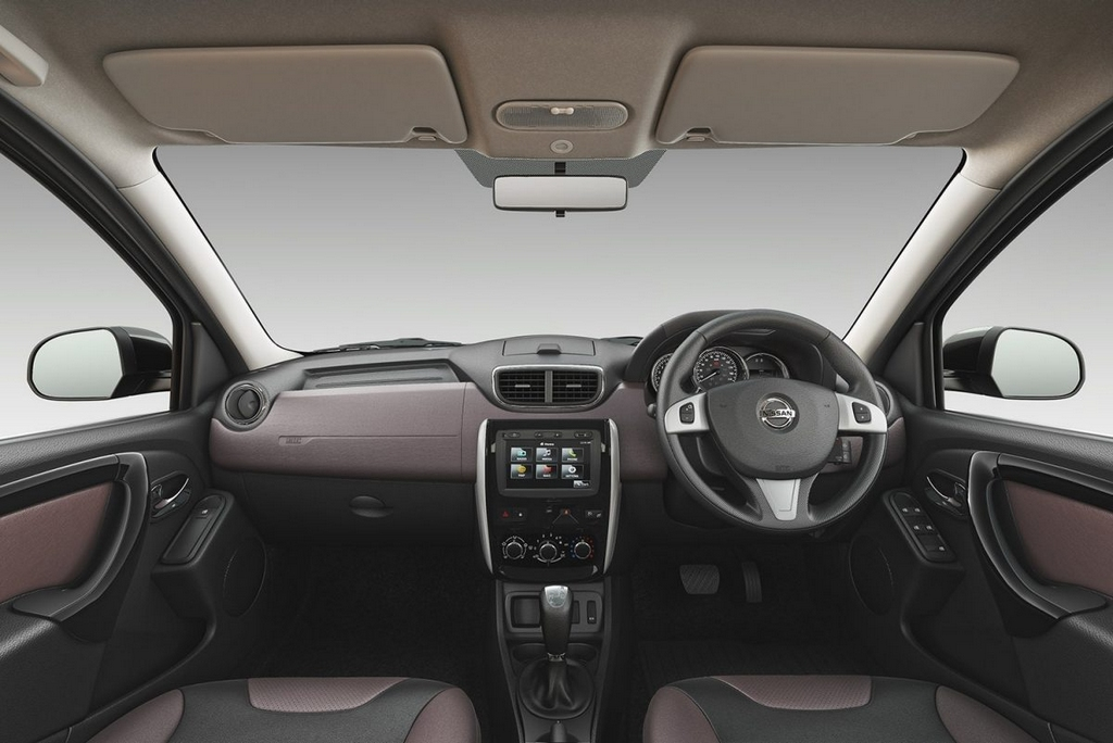 2017 Nissan Terrano Facelift India Launch Price Engine