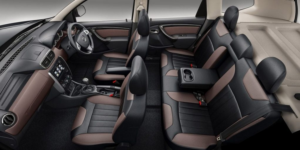 2017 Nissan Terrano Facelift India Launch Price Interior