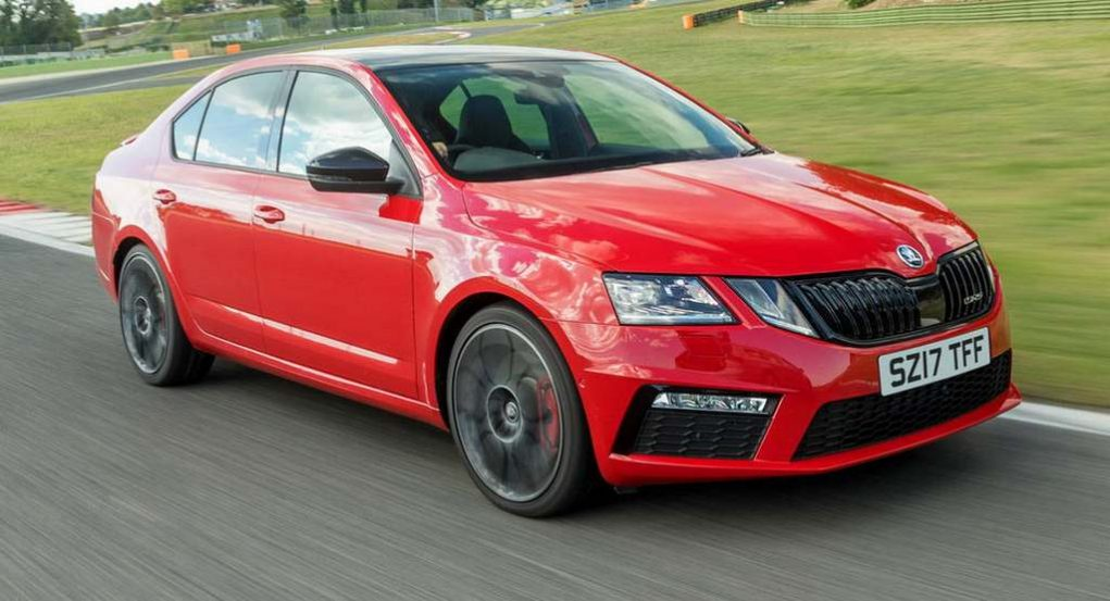 2017 Skoda Octavia RS 245 Launched 1