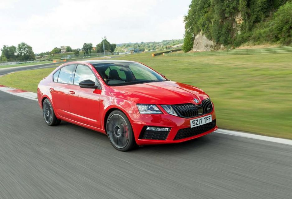 2017 Skoda Octavia RS 245 Launched