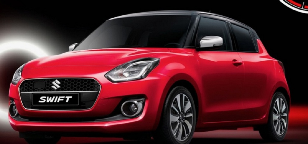 2017 Suzuki Swift Web Edition Introduced In Italy With