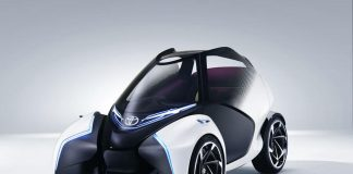 Toyota unveils i-TRIL Concept