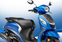 2017 Yamaha Fascino India 2