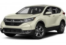 2018 Honda CR-V India Launch Price Specs Features 1