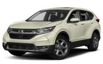 2018 Honda CR-V India Launch Price Specs Features 1