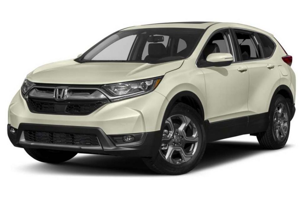 Honda CR-V Custom Concept Will Be Revealed At 2018 Tokyo Auto Salon