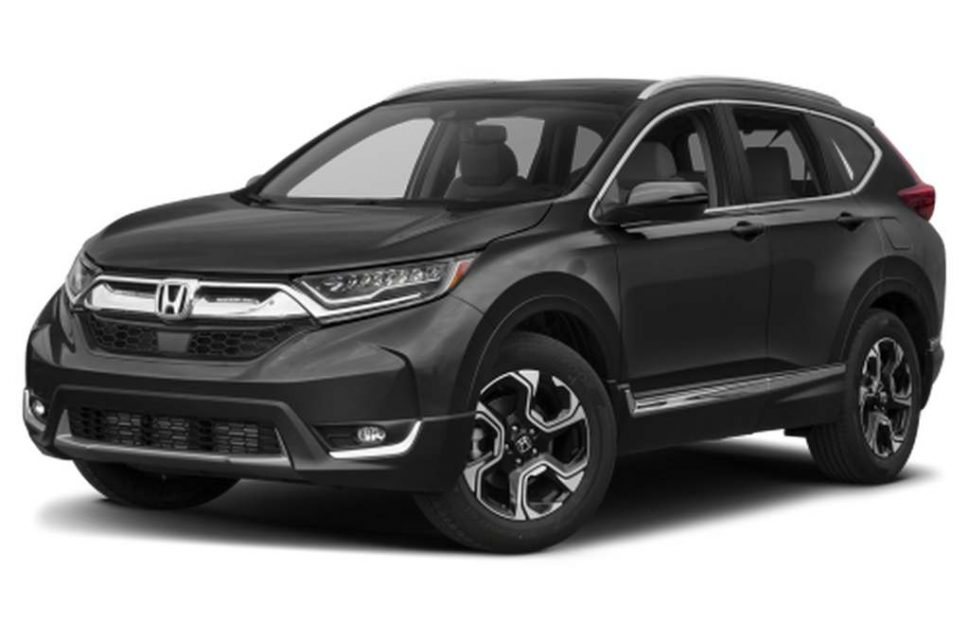 2017 Honda CR-V India Launch Price Specs Features
