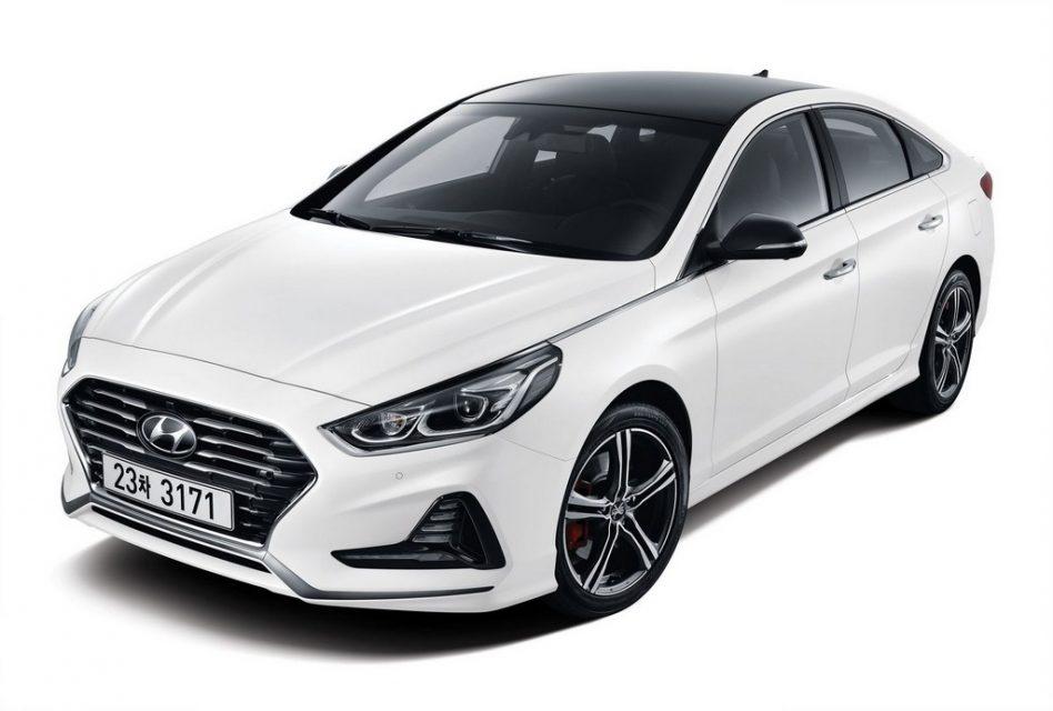 2018 Hyundai Sonata Facelift 1