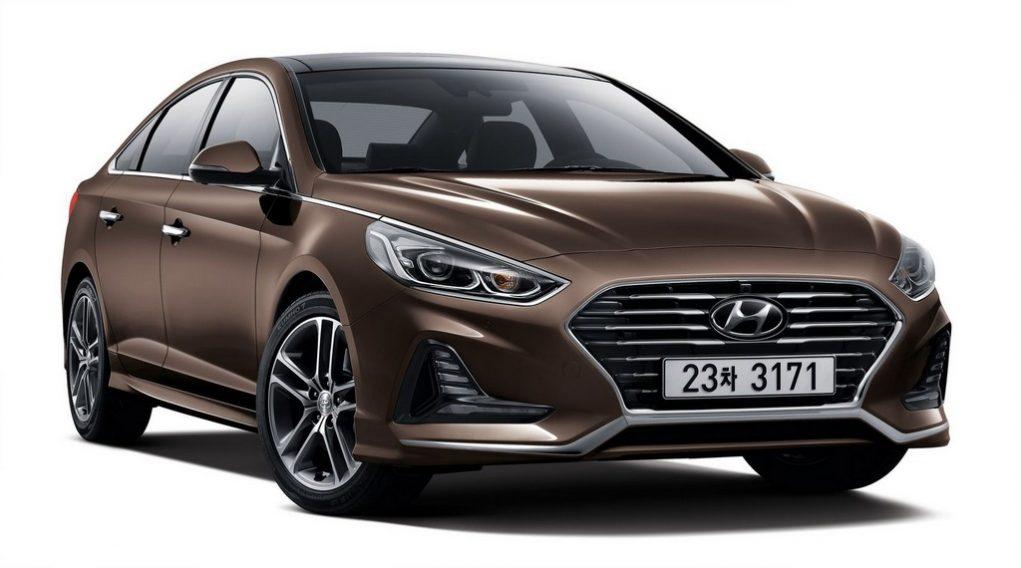 2018 Hyundai Sonata Facelift 2