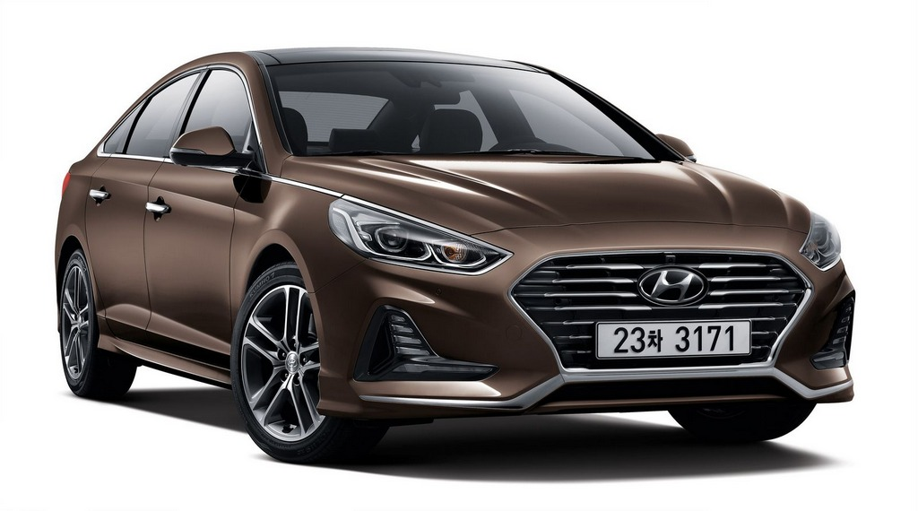 2018 hyundai sonata facelift. delighful facelift with 2018 hyundai sonata facelift