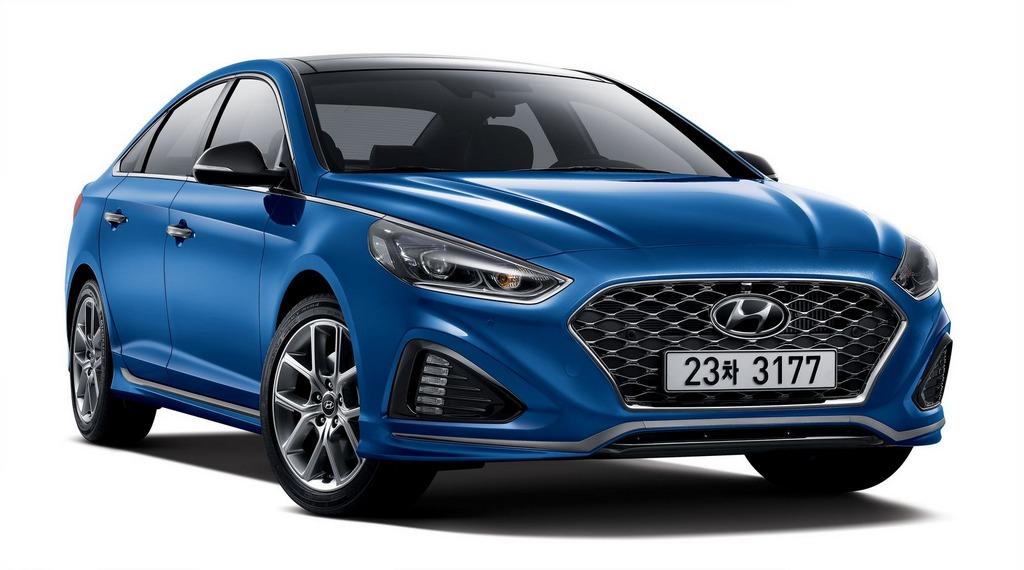 2018 Hyundai Sonata Facelift 3