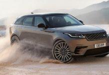 Ranger Rover Unveils Velar